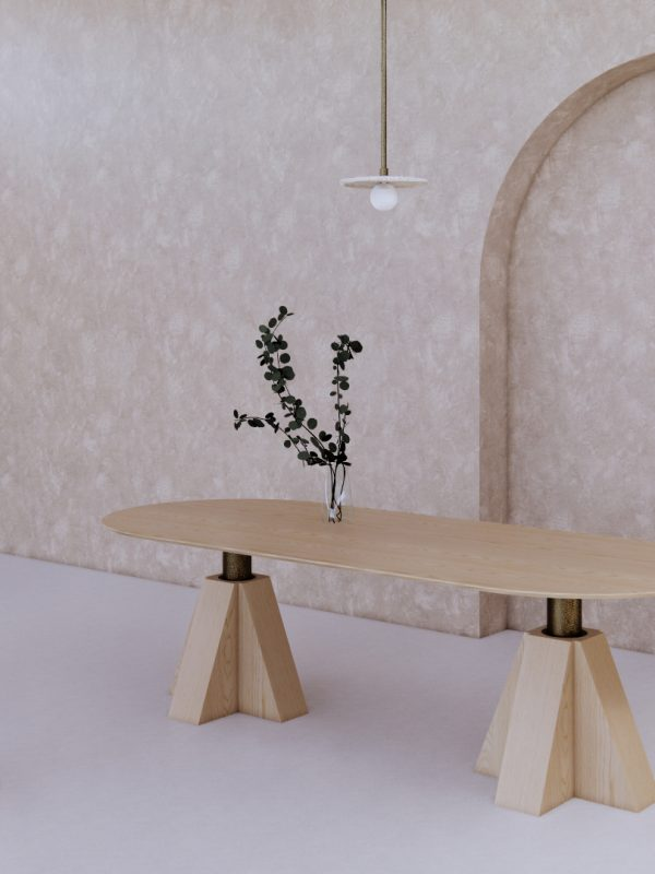 First Look At The M-Long Table & M-Oval Table