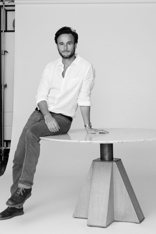 Daniel Boddam Portrait