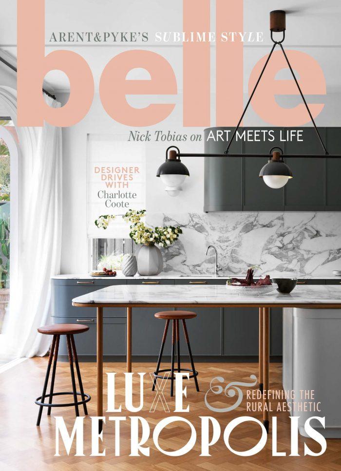 Belle Magazine - Villa Carlo 24/05/21