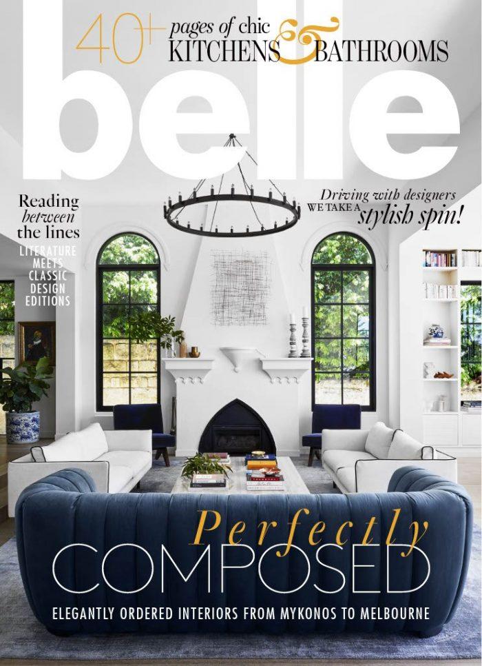 Belle Magazine - Carthona House 22/02/21