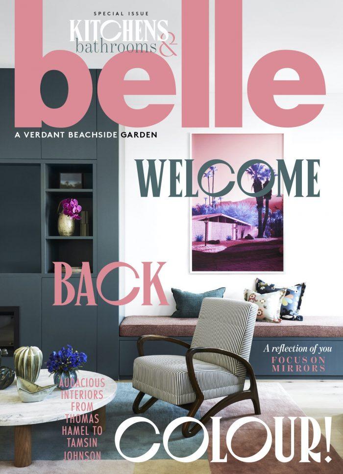 Belle Magazine - Booham Chair 25/08/21
