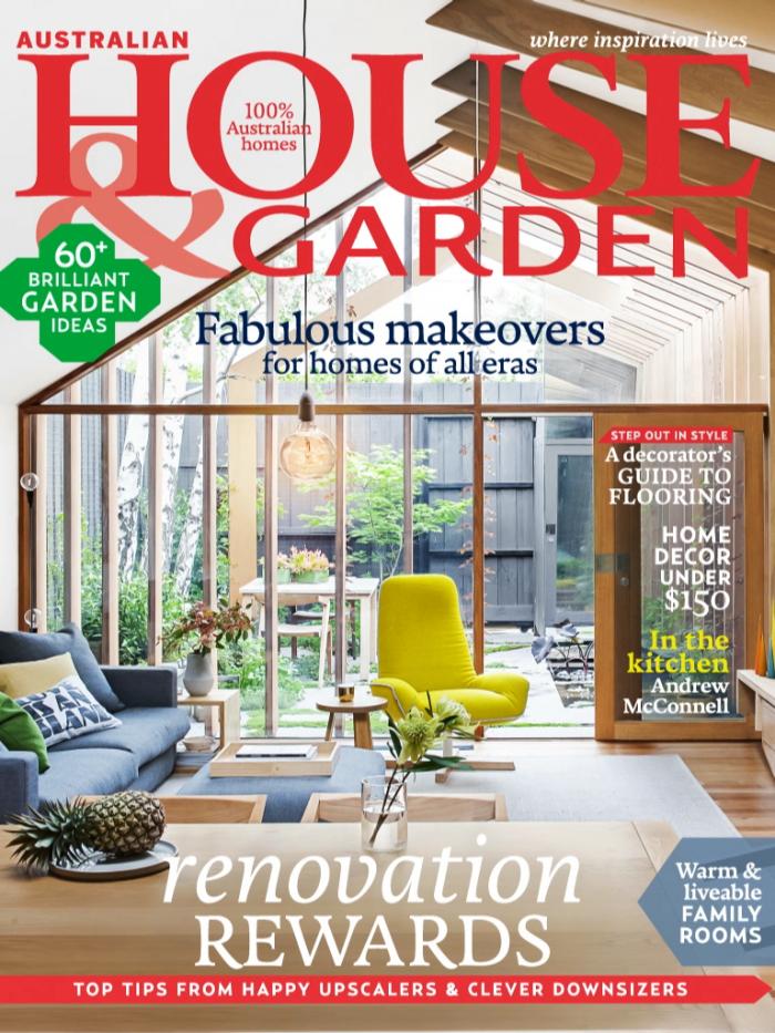 House & Garden Magazine 11/09/15