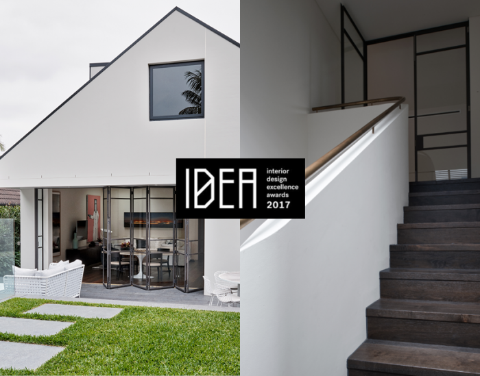 Interior Design Excellence Awards (IDEA) 2017 21/02/19